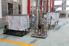 1噸每小時碳酸飲料調配線