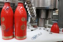 拉环盖铝瓶啤酒灌裝 精酿啤酒灌裝机 鋁瓶灌裝機